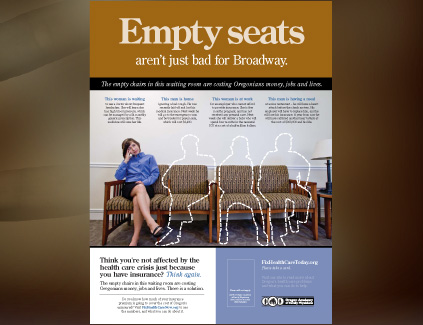 Empty Seats Poster